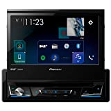 Pioneer AVH-Z7100DAB '1DIN' Autoradio Clear-Resistive-Touchscreen Bluetooth, Digitalradio 'DAB+' Media-Receiver, 17,8 cm (7 Zoll) Schwarz