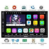 ATOTO A6 Android Auto Navigation Stereo - 2 x Bluetooth & Schnellladung - Premium A6Y2721PB 2G/32G Auto Unterhaltung Multimedia Radio, WiFi/BT...