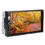 KKmoon Universall 7 Zoll 2 Din Autoradio MP5 Player Multimedia Radio mit HD Touchscreen Unterst¡§1tzt BT USB/TF FM Aux Eingang?