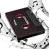 Kassettenadapter KFZ Radio-Adapter Tvird Kassetten mit 3,5 mm Klinkenstecker Car audio cassette adapter für...