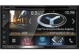 Kenwood DNX5180DABS - 2-DIN DAB+ Autoradio mit Navigation und Apple CarPlay / Android Auto / Bluetooth / Spotify / Waze Link / HDMI