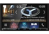 Kenwood DNX8180DABS - 2-DIN NAVI | DAB+ | Bluetooth | CD/DVD | Apple CarPlay | Autoradio