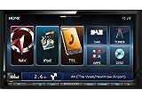 Kenwood DNX7150DAB Navigation Auto Radio mit Bluetooth und DAB schwarz