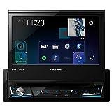 Pioneer AVH-Z7100DAB 1DIN Autoradio Clear-Resistive-Touchscreen Bluetooth, Digitalradio DAB+ Media-Receiver, 17,8 cm (7 Zoll) Schwarz