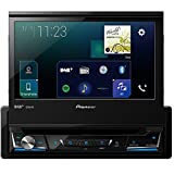 Pioneer AVH-Z7000DAB | 1DIN Autoradio – ausfahrbarer 7 Zoll Clear-Type-Touchscreen | Bluetooth | DAB+ | Media-Receiver für Audio Video CD DVD USB
