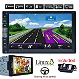Bluetooth Auto-GPS-Navigation MP5 Spieler des Lärms 2 7-Zoll-Touch-Screen-Auto-Radio Stereo-Receiver Fahrzeug-Multimedia-PC-Systeme No-DVD mit...