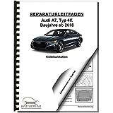 Audi A7 Typ 4K ab 2018 Radio Navigation Kommunikation Reparaturanleitung
