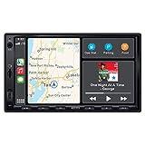 ATOTO F7 Armaturenbrett eingebauten Video - Android Auto & CarPlay-Verbindung, Mirrorlink, Telefonladung, Bluetooth, HD-Kameraeingang, bis zu 2 TB SSD...