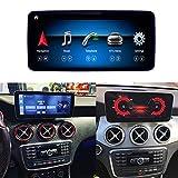 Road Top Android 10 Autoradio 10,25 'Auto-Touchscreen für Mercedes Benz E-Klasse S212 W212 E200, E250, E300, E350, E400, E500, E550 2009-2014 Jahr,...