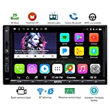 ATOTO A6 Doppel-Din Android Auto Navigation Stereo mit Dual Bluetooth - Standard A6Y2710SB 1G / 16G Auto Unterhaltung Multimedia Radio, WiFi/BT...