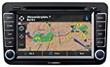 Blaupunkt Philadelphia 845 Navigationsgerät, Festeinbau Europa inkl. Fernbedienung, Bluetooth®-Fre