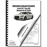 Audi A7, Typ 4G (10) Radio, Navigation, Kommunikation - Reparaturanleitung