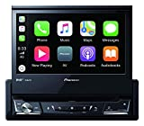 Pioneer AVH-Z7200DAB 1-DIN-Multimedia Player, ausklappbarer 7-Zoll ClearType-Touchscreen, Smartphone-Anbindung, Apple Car Play, Android Auto, USB,...