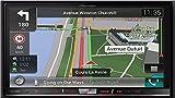 "Pioneer Naviceiver AVIC-F88DAB   High Quality Multimedia Autoradio mit kapazitivem 7"" Zoll Doppel Din Radio mit Navi   DAB+   Bluetooth..."