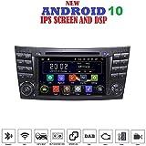 Android 10 GPS DVD USB SD WI-FI Bluetooth Autoradio 2 DIN Navi Mercedes E-Klasse W211 / Mercedes G-Klasse W463 / Mercedes CLK-Klasse W209 / CLS-Klasse...
