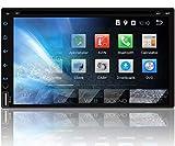 Tristan Auron BT2D7018A-DVD Autoradio mit Navi - Android 9.0 I 7'' Touchscreen, Bluetooth Freisprecheinrichtung, Quad Core, CD DVD Laufwerk, USB/SD, I...