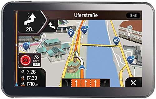 navgear streetmate n5 5 autoradio mit navi. Black Bedroom Furniture Sets. Home Design Ideas