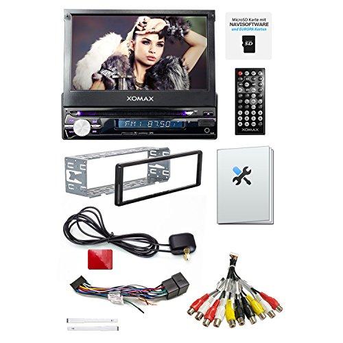 XOMAX XM-DTSBN933 Autoradio mit Navi