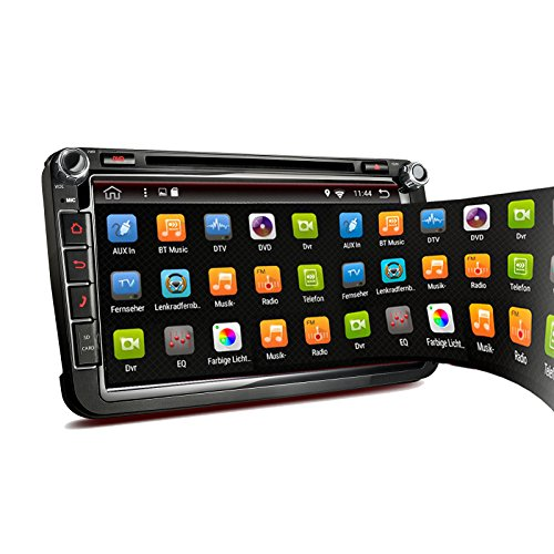 XOMAX XM-2DA801 Android 6.0.1 Autoradio mit Navi