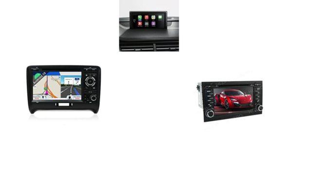 Audi A7 Radio