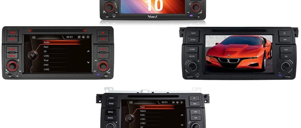 BMW E46 Radio