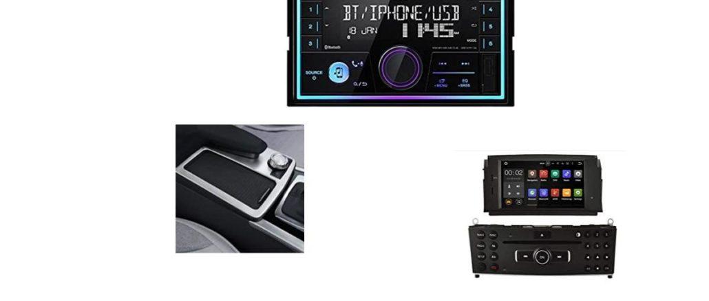 Mercedes C204 Radio