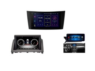 Mercedes W204 Radio